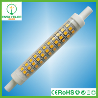 r7s led 3000 lumen 25w led r7s 118mm 230V 118mm led r7s 20w