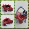 Ductile Grooved Pipe Fitting And U