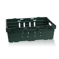 Plastic Stackable Basket for Market Display