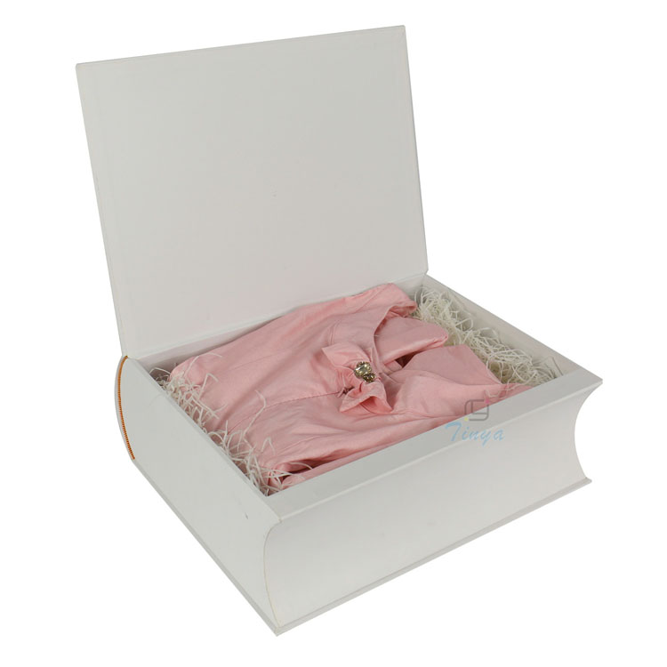 custom apparel paper luxury boxes for dresses
