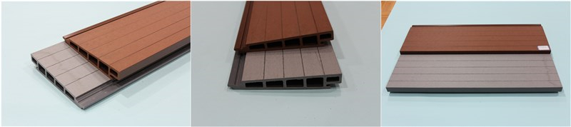 China Factory WPC Wall Panel, Wood Plastic Composite Outdoor Cladding with High Quality