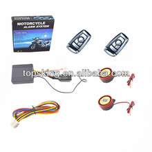 Auto Learning Remote Control/Motorbike Alarm System/Motorcycle Alarm Manual