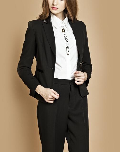 damen anzug design 2014 mode frauen businessanz252geanzug