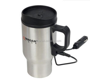 450ml best price high quality free sample car heating cup