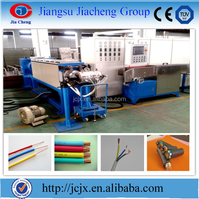 silicone rubber wire extruding machines