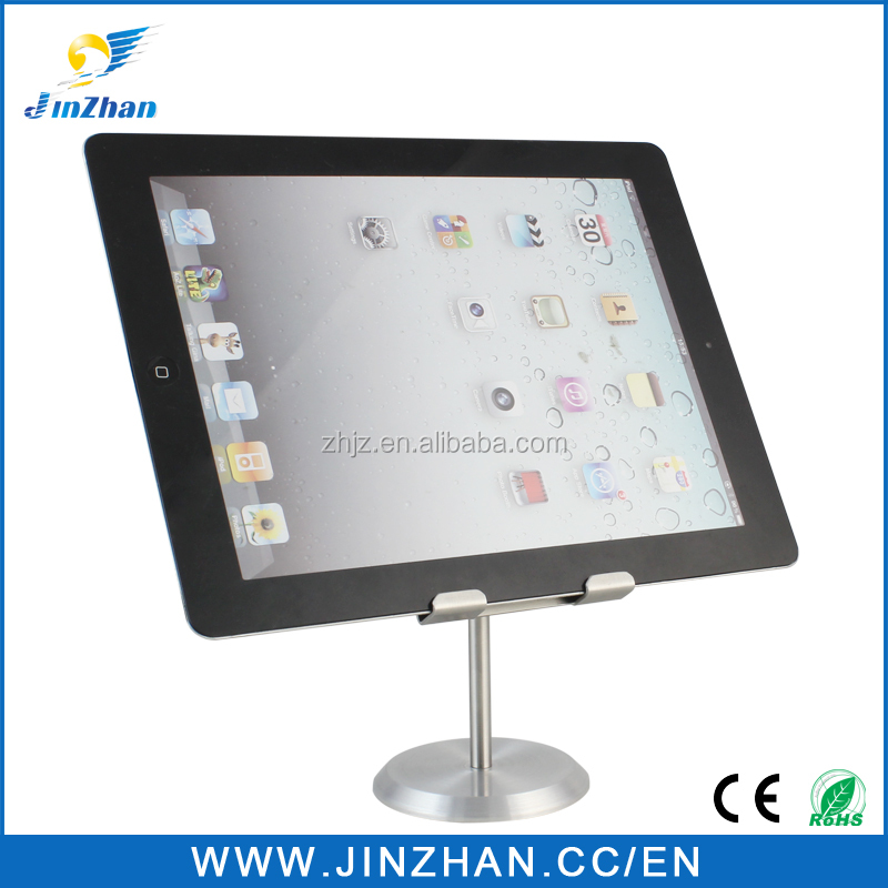 2017 hot tablet holder stand with clamp for display