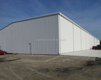 Strong Compression Light Portal Steel Structure Uniform Warehouse In Eu