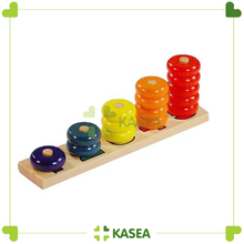 Wooden Educational Toys - Colors Abacus