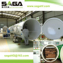 New technology 3CBM wood drying kiln for furniture machinery