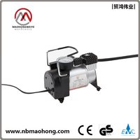 Poupular double cylinder air compressor 12v suitable for car