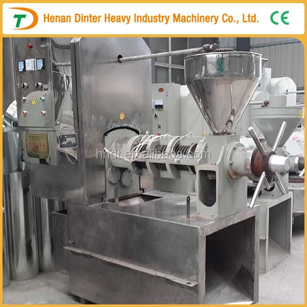 Excellent quality of small scale shea nut press machine