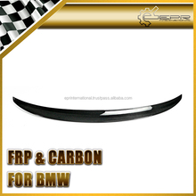 For Mercedes BENZ F32 4-Series Performance Style Carbon Fiber Rear Spoiler