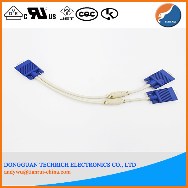 Best Quality Computer Connector Power VGA Cable