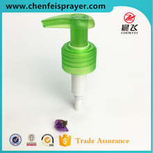 CF-L-1 Custom cleaning pump head 28 410 screw cap pump sprayer plastic lotion pump for bottle