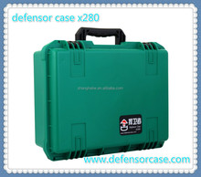 x260-High quality plastic hard waterproof weapon case gun case without foam