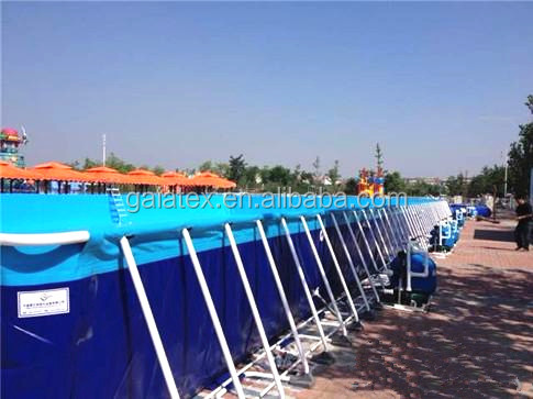 Metal Frame Swimming Pool For Backyard Square Metal Frame Pool With Cover For Sale Buy Pvc
