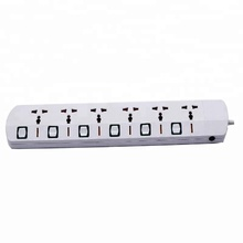 3/4/5/6 gang Multi smart plug led power boards