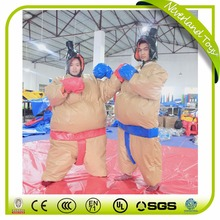 Neverland Toys inflatable sports games sumo suits sumo wrestling for sale