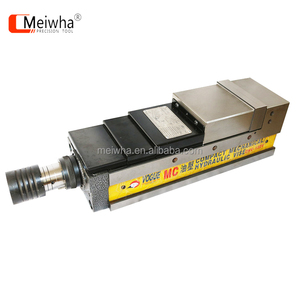 CHV-130A CNC machine high precision MC compact Mechanical Vise/Hydraulic vise/Angle vise