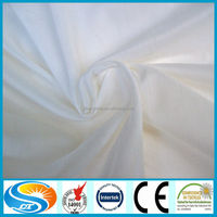 wholesale white cotton plain hotel bed sets fabric