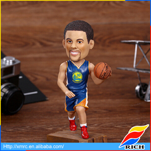 Wholesale polyresin sports bobble heads for sale