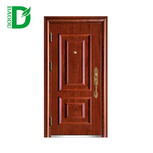 high quality exterior puertas de hierro residencial china supplier
