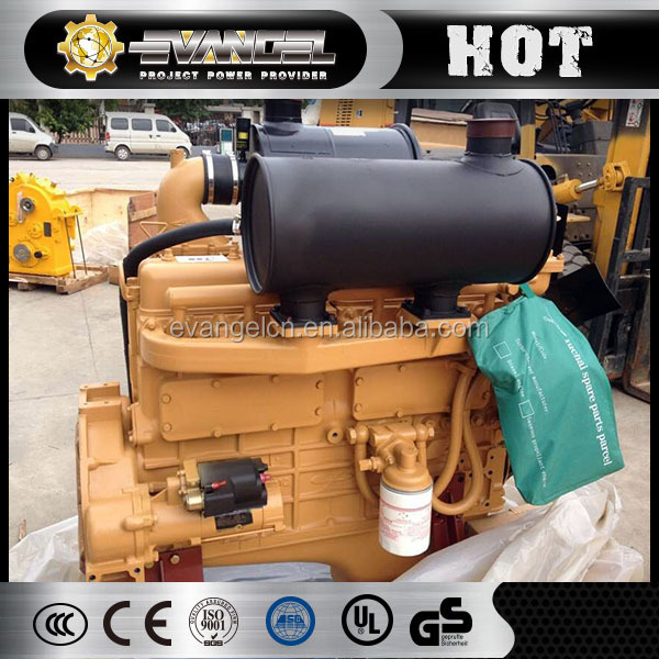 914 Engine BF6L914 For Construction Equipment at 2500rpm