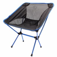 Hot sale Outdoor camping folding portable beach chair wholesale
