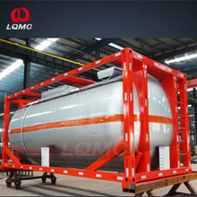 frame type fuel tank container price /skid mounted container station