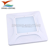 Shenzhen LED canopy lighting manufacturer 80w 100w 150w 200w high power gas station LED canopy light