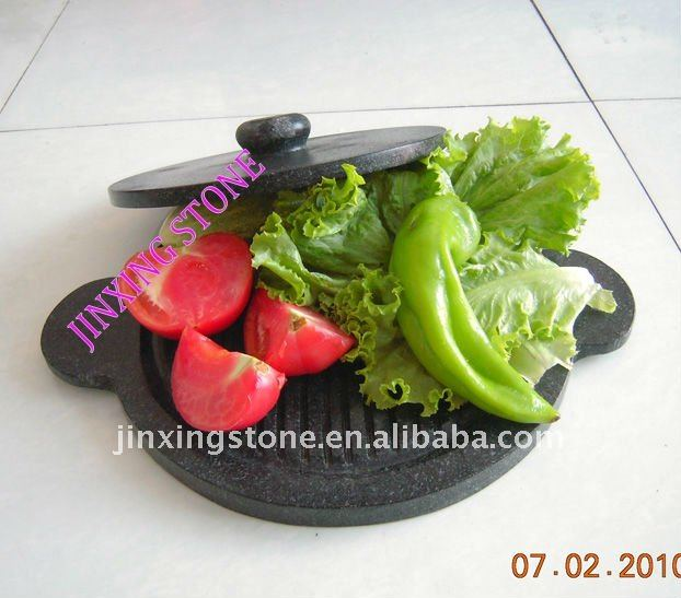 Stone BBQ Kitchenware/Cooking Utensil/Barbecue Grill Stone