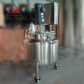 100L Capacity and 304 Stainless Steel Material Cooking machine