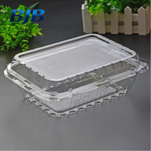 wholesale custom all size take away blister plastic fruit salad box