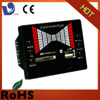 hot sale portable fm radio usb mp3 player module