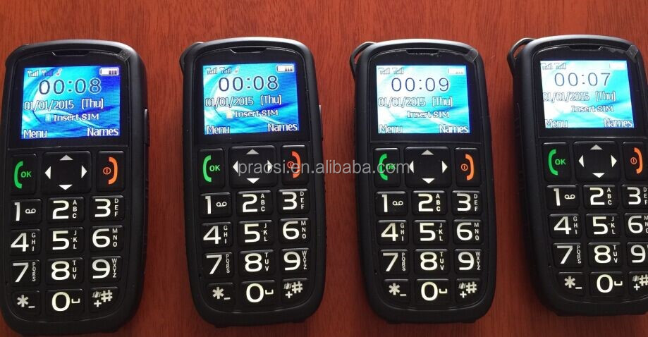 big keypad talking speaking buttons elderly mobile phone