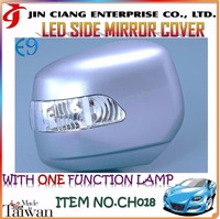Car Body Parts For MITSUBISHI ZINGER LED SIDE VIEW MIRROR COVER