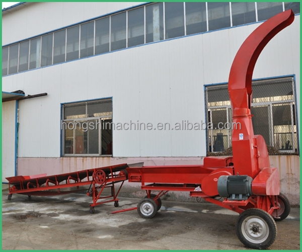 JXYJ-03 high quality chaff cutter for making animal feed