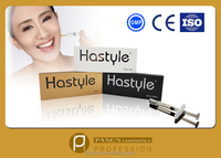2ml Wholesale sterile Hastyle new Pure cross Linked injectable anti wrinkles ha dermal fillers acid hyaluronic filler injection