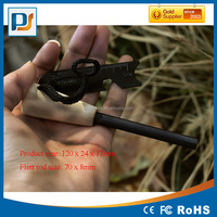 Emergency Wooden Fire Starter & Magnesium Fuel Bar High Quality Survival Gear Camping Equipment Wholesale