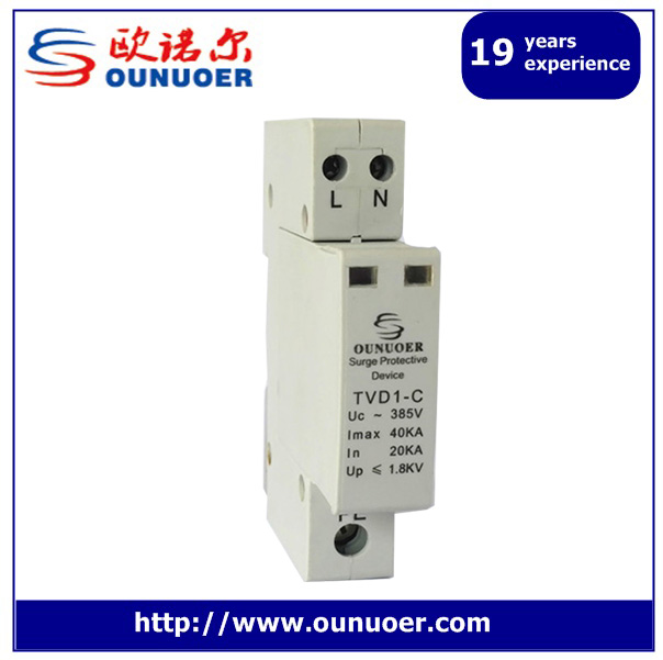 Over Under Voltage Power Supply Surge Protectors For POE