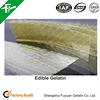Edible Gelatin Powder And Leaf For
