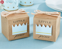 NEW design little prince kraft paper box event party supplies