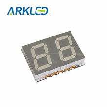 SMD type 0.39 inch 7 segment led display