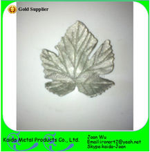 Lifelike Wrought Iron/ Cast Iron Maple Tree Leaves Ornaments For Sale