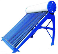 pressurized type home use vacuum solar collector price in india