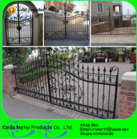 Main Gate Designs Wrought Iron Exterior