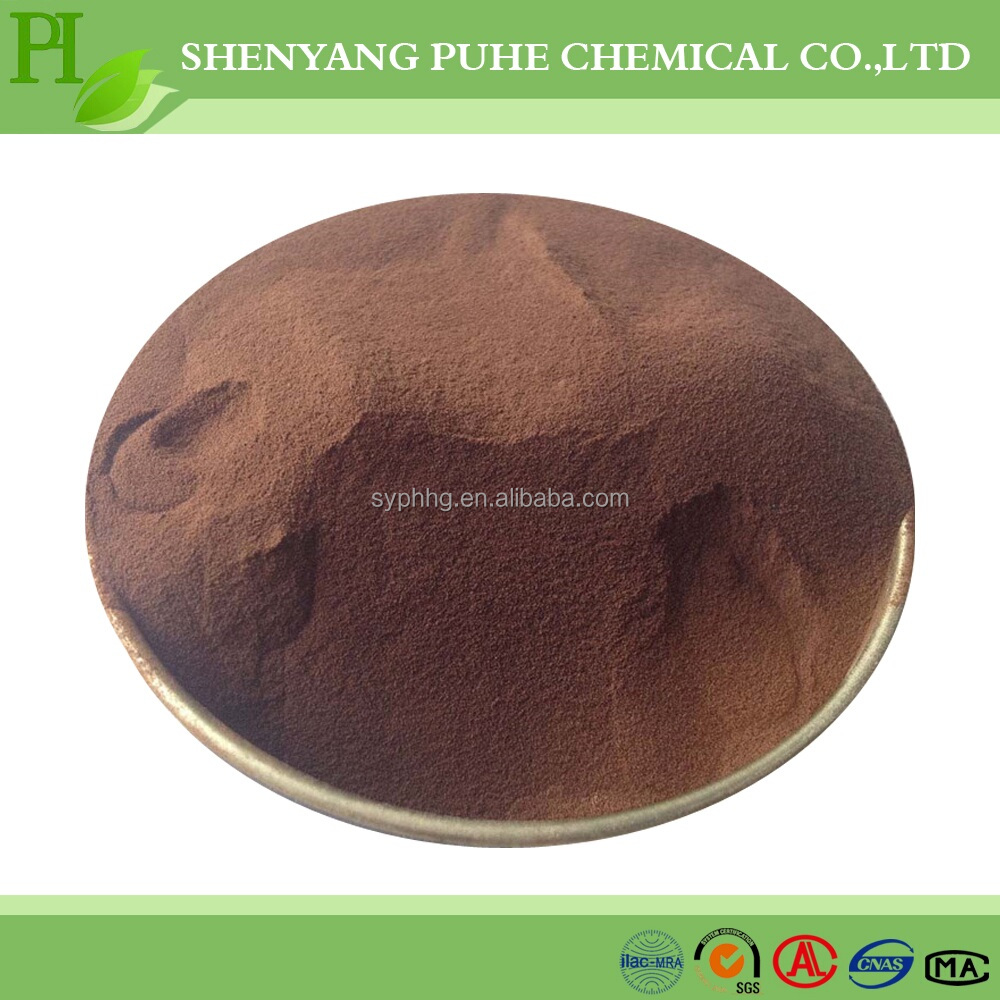 sodium lignin used for construction mineral powder bonding agent