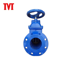cast iron wedge gate valve body din specification