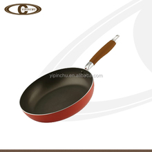 Carbon ceramic griddle frying pan