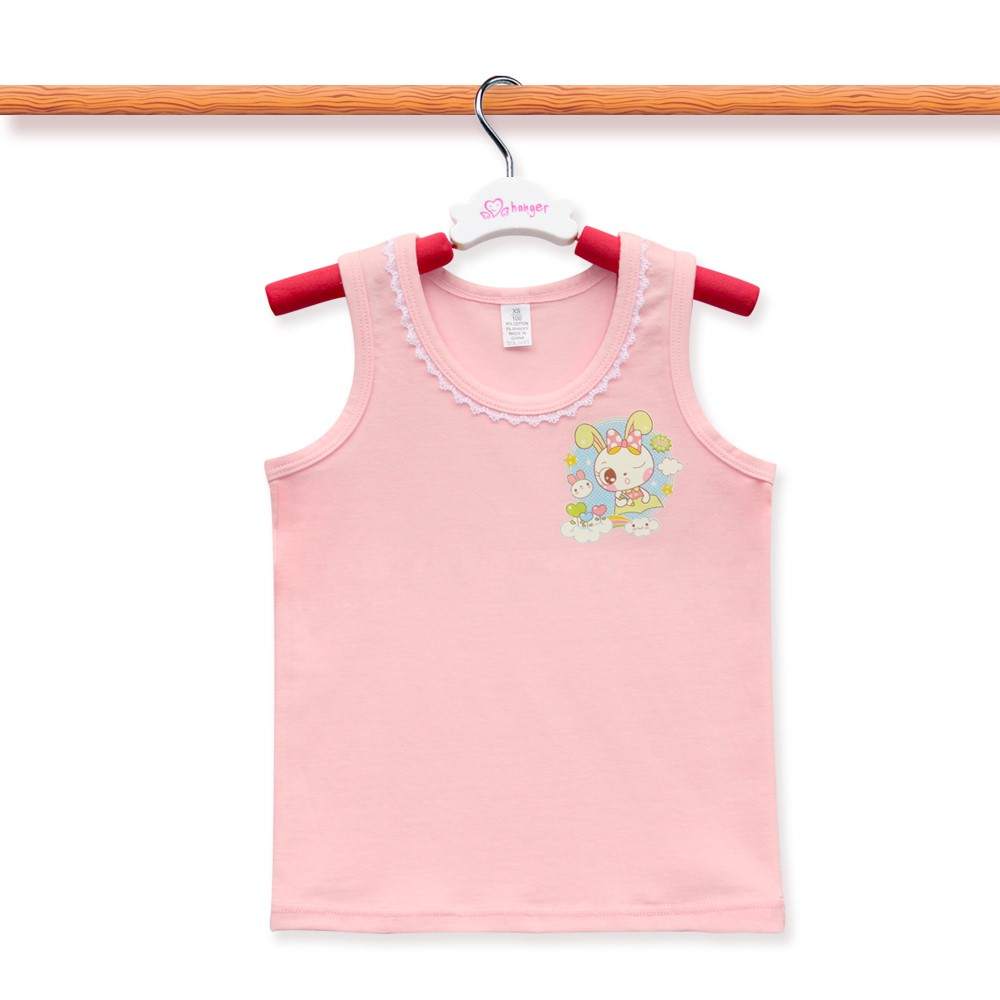 Children tank tops girls kids summer casual vest child for Toddler custom t shirts no minimum